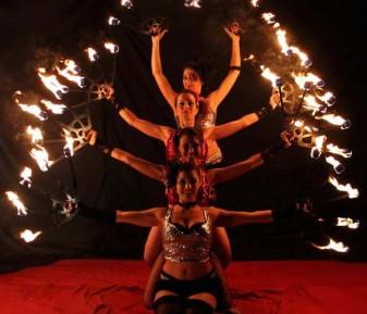 Damas del fuego