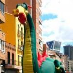 Dragones del viento