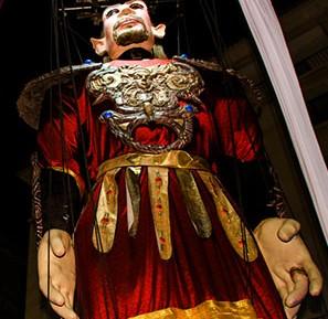 Samurai Gigante