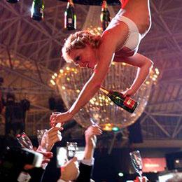 Champagne Aéreo