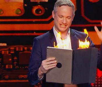 Magia con ipad, magia con tecnología