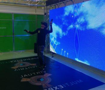 simulador realidad virtual de tenis