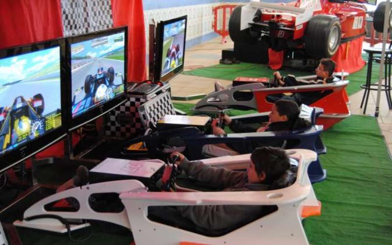 simuladores con jugadores