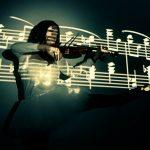 Viodance: Videomapping con violín