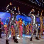 equipo de bailarines