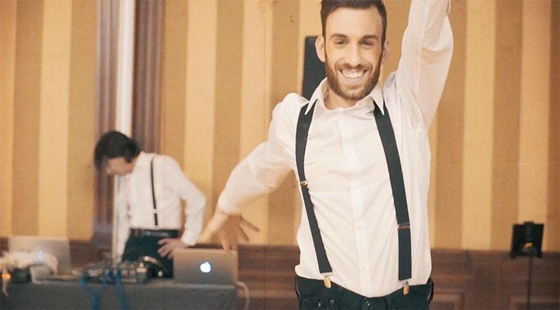 bailarín y deejay