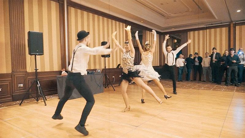 danza de los años 60