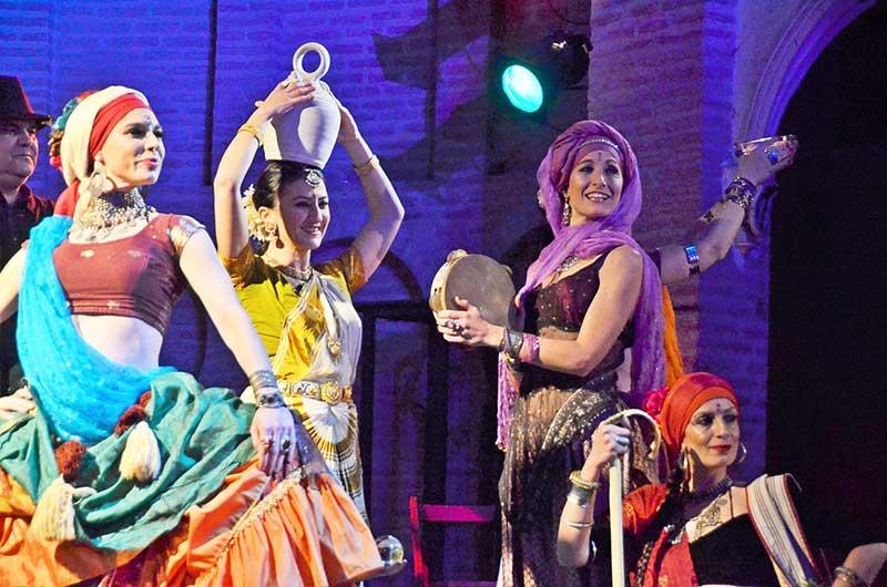 flamenco y alegria