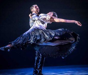 duo de bailarines