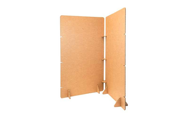 soporte de carton