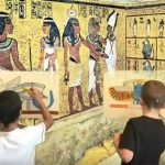 Los papiros del Faraón