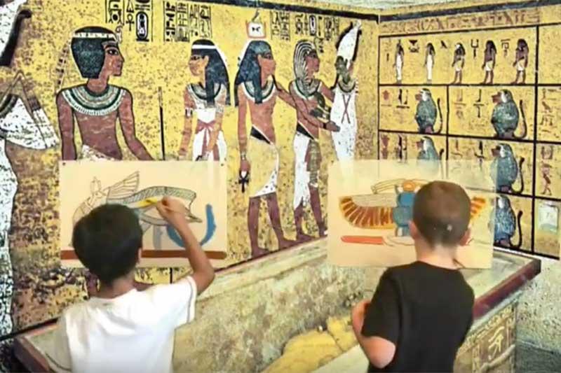 pinturas fenicias