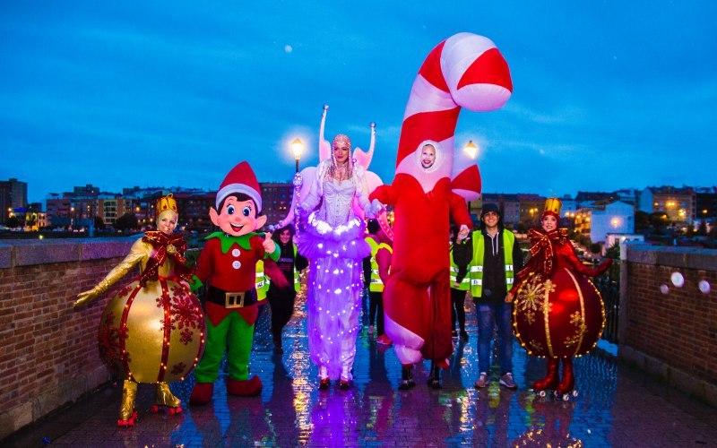 performances navideños