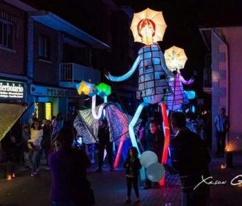 Marioneta gigante