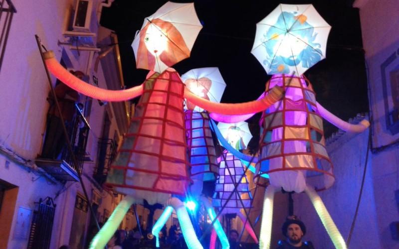 Marionetas Gigantees
