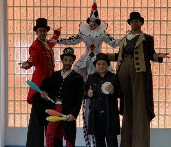 Animación  CIRCUS VINTAGE «Fiesta de la Primavera» FUENLABRADA