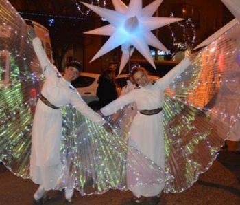 Pasacalles Danza Estelar