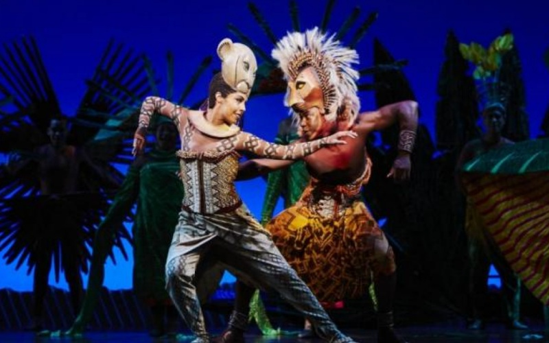 teatro musical tributo rey leon
