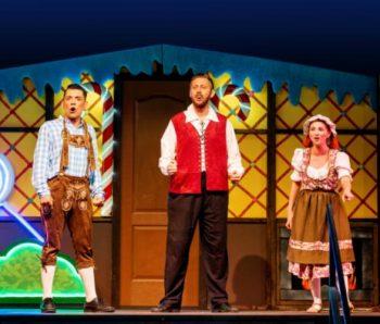 teatro musical hansel y gretel