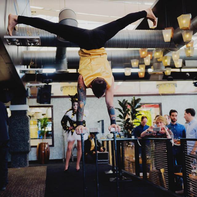 Solera Holding y su comida de empresa con Golden Circus