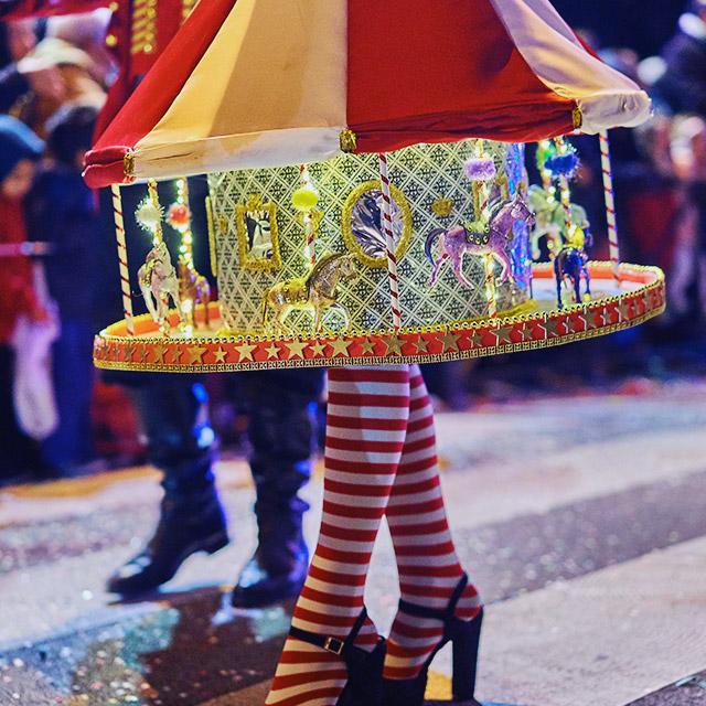 Circus Vintage Cabalgata de Reyes Las Rozas