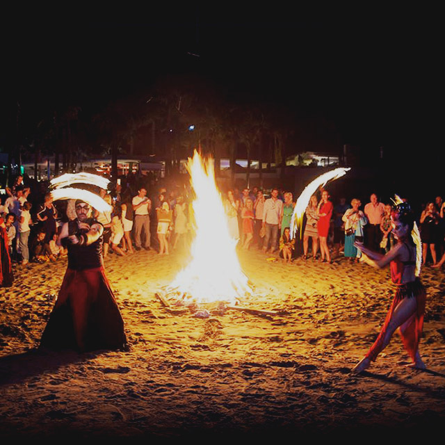 Fiesta por la Noche San Juan en Nikki Beach