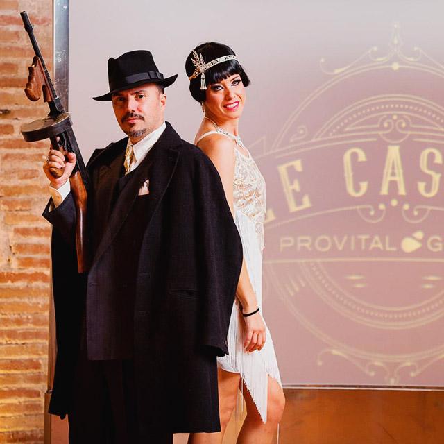 Le casine en el casino de Provital Barcelona