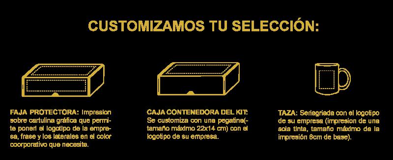 Informació práctica para el uso de los kits de catering virtual