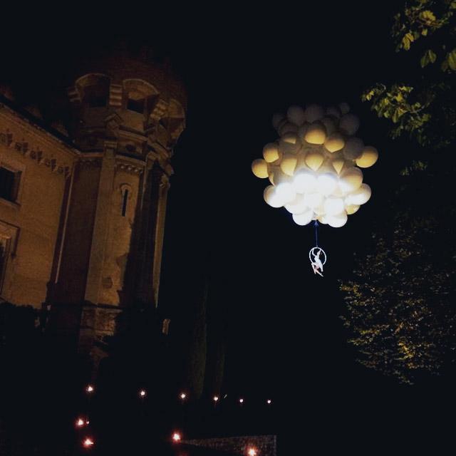 Helium Fantasy La Noche en Blanco Almeria