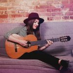 Guitarrista y cantante Marina Damer