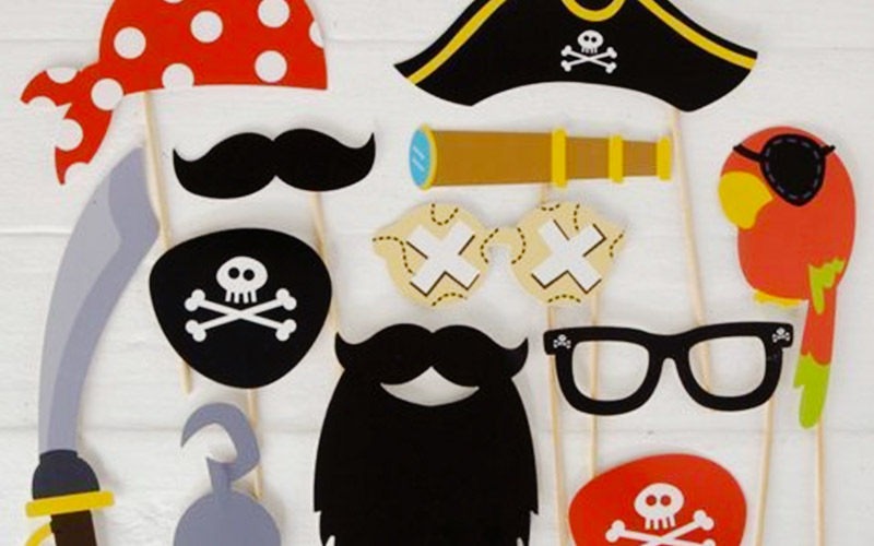 Temática de comunión de Piratas