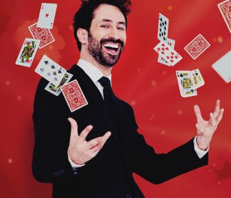 Dani Alés «Con las cartas y a lo loco»