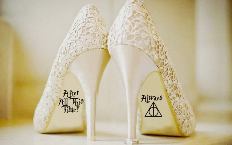 temática de boda harry potter