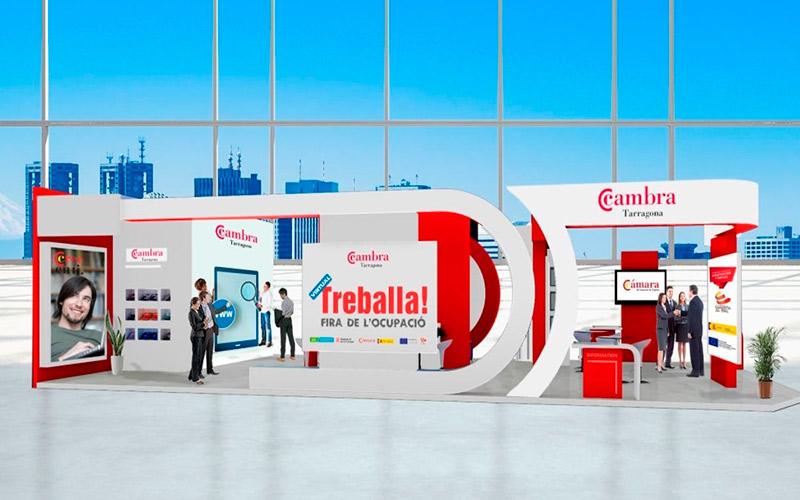 Feria Virtual de Empleo Cambra Tarragona