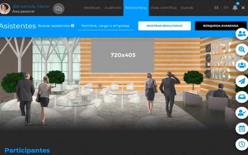 Tu fabrica de eventos Plataforma virtual ref48