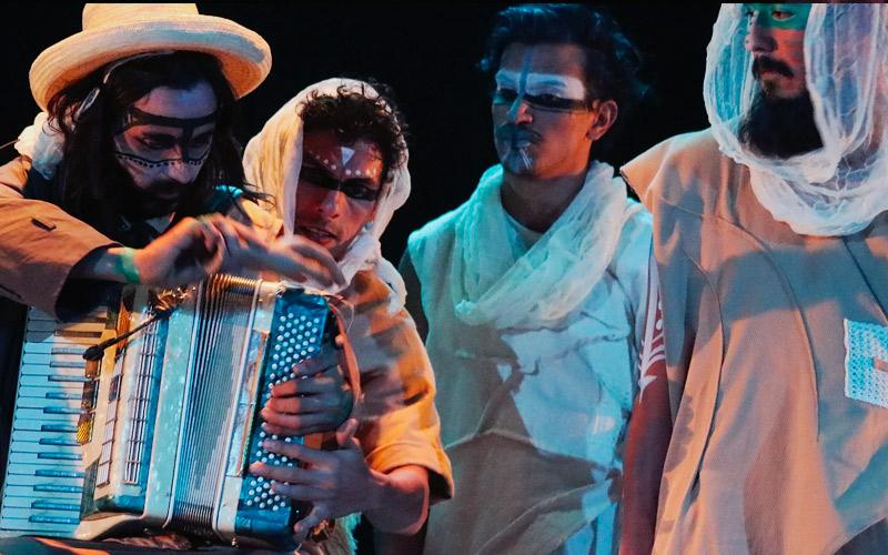 Espectáculo Caravana balkanera
