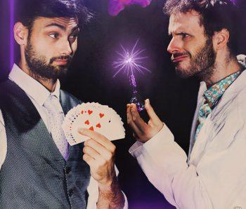 Magia contra Ciencia, magia vs ciencia