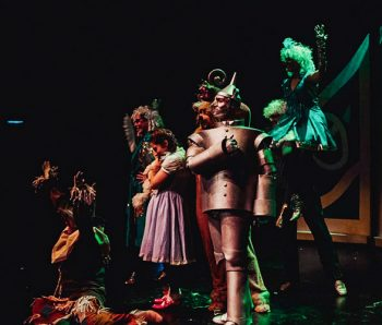 El mago de Oz El musical