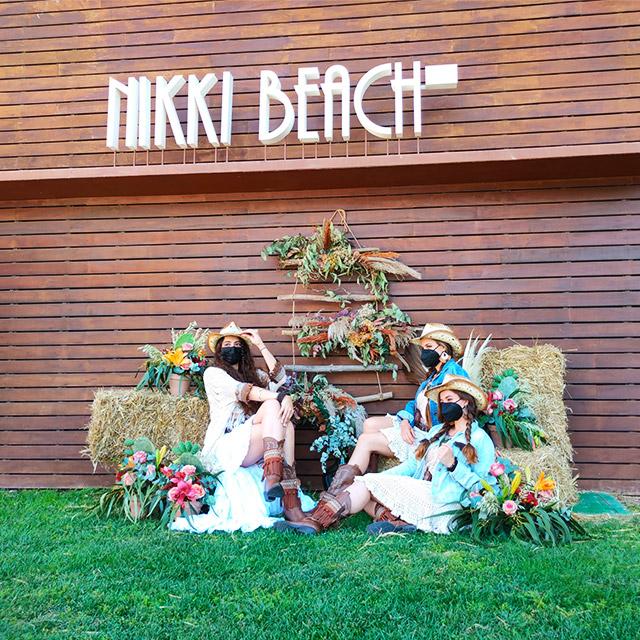 Temática Tenesse Arizona Nikki Beach Mallorca