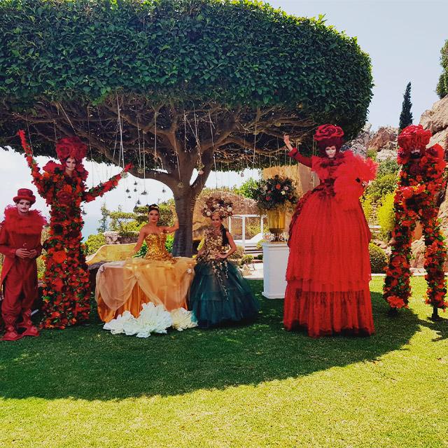 Boda de Inma y Pablo, una boda de cuento